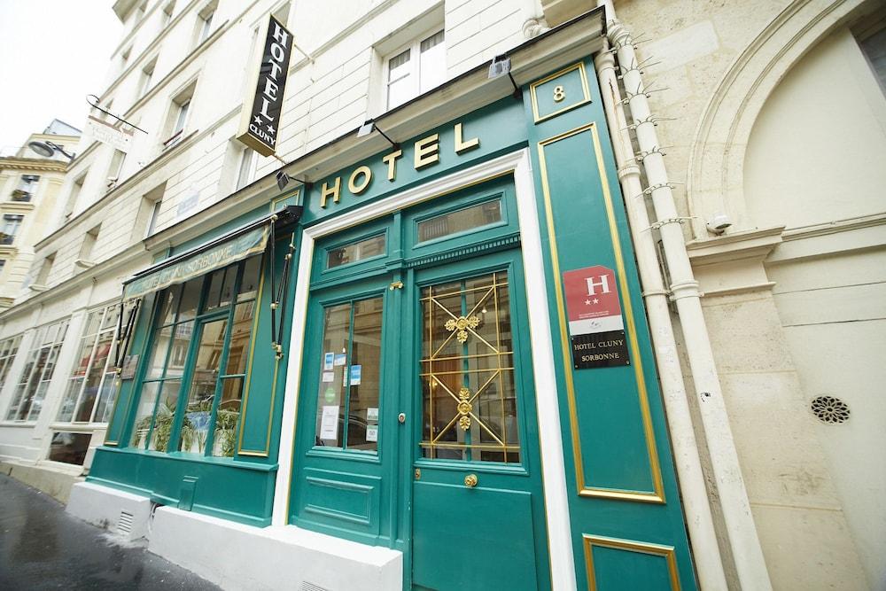 Hôtel Cluny Sorbonne