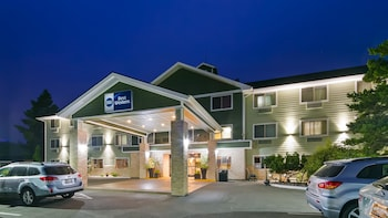 Best Western Long Beach Inn in Long Beach, Washington