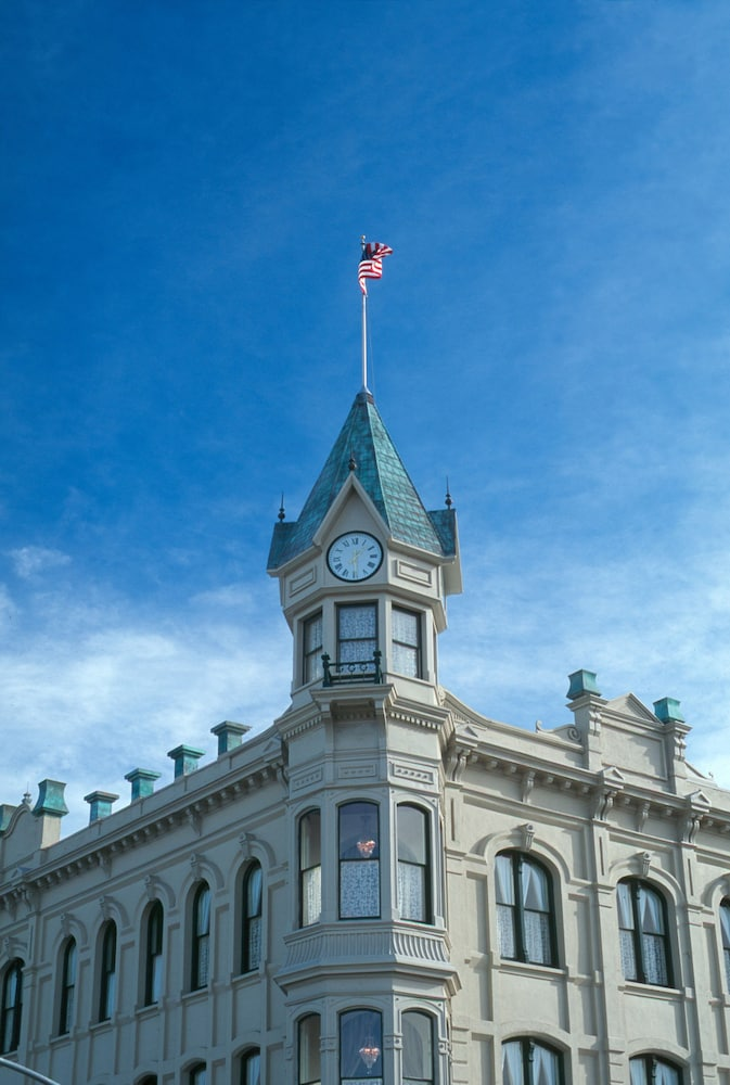 Geiser Grand Hotel Baker Oregon Price Address Reviews