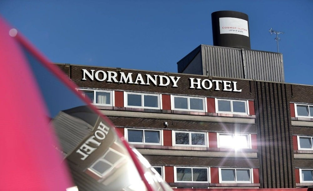 Normandy Hotel Glasgow Airport