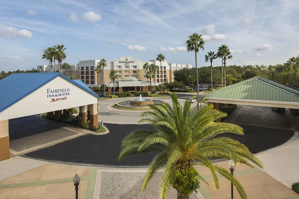 SpringHill Suites Orlando Lake Buena Vista Marriott Village