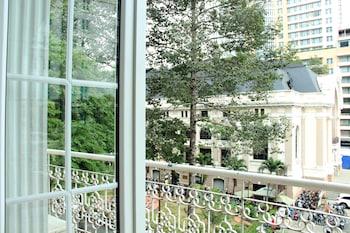 西貢歐式飯店