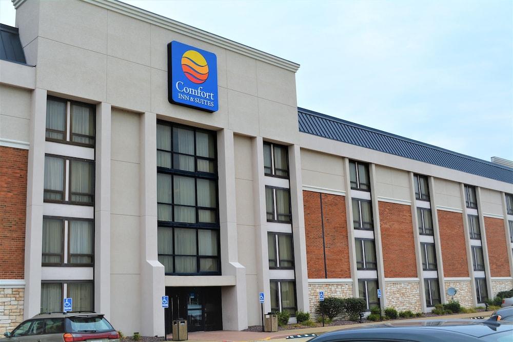 Comfort Inn & Suites Evansvile Airport