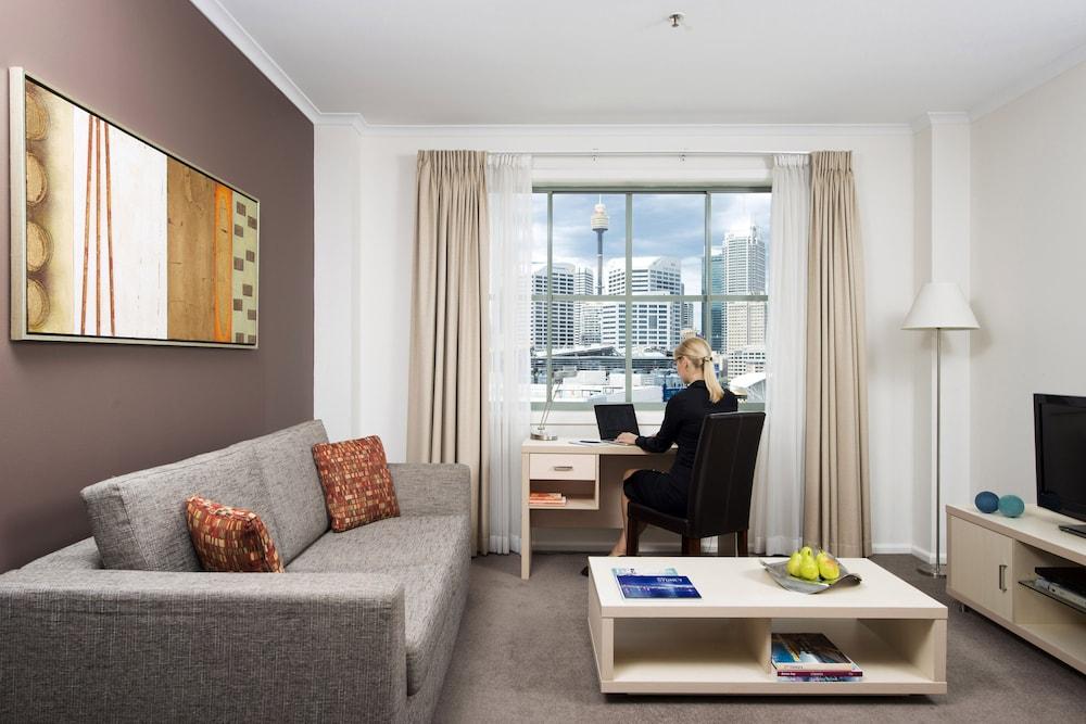 Oaks Goldsbrough Apartments Darling Harbour
