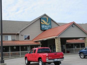 Quality Inn in Nashville, Indiana