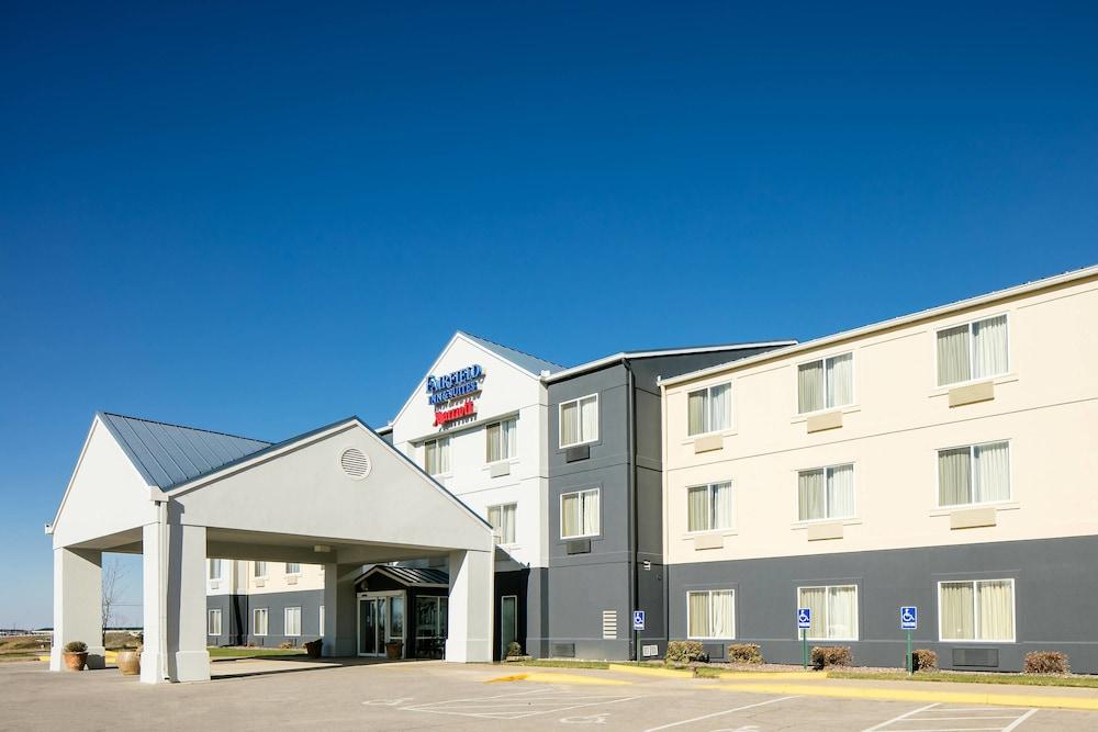 Fairfield Inn By Marriott Kansas City Airport