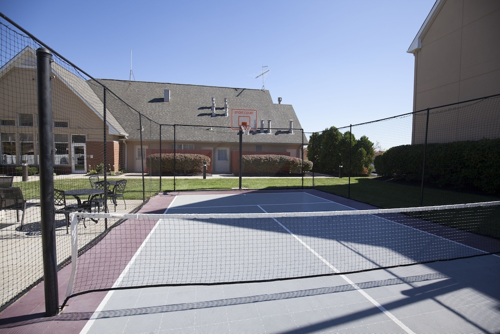 Tennis and Basketball Courts 32 of 35