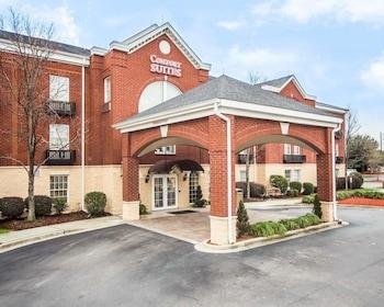 Comfort Suites Sumter in Sumter, South Carolina