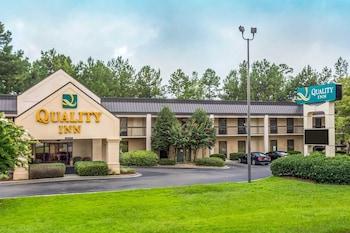 Quality Inn in Walterboro, South Carolina