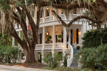 Rhett House Inn in Beaufort, South Carolina