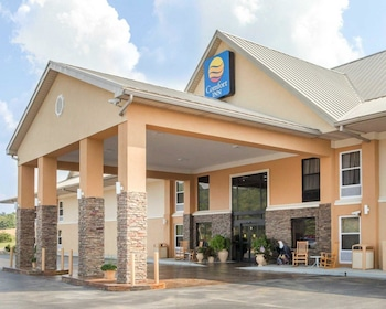 Comfort Inn at Royal Blue in Pioneer, Tennessee