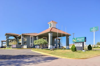 Quality Inn in Van Horn, Texas