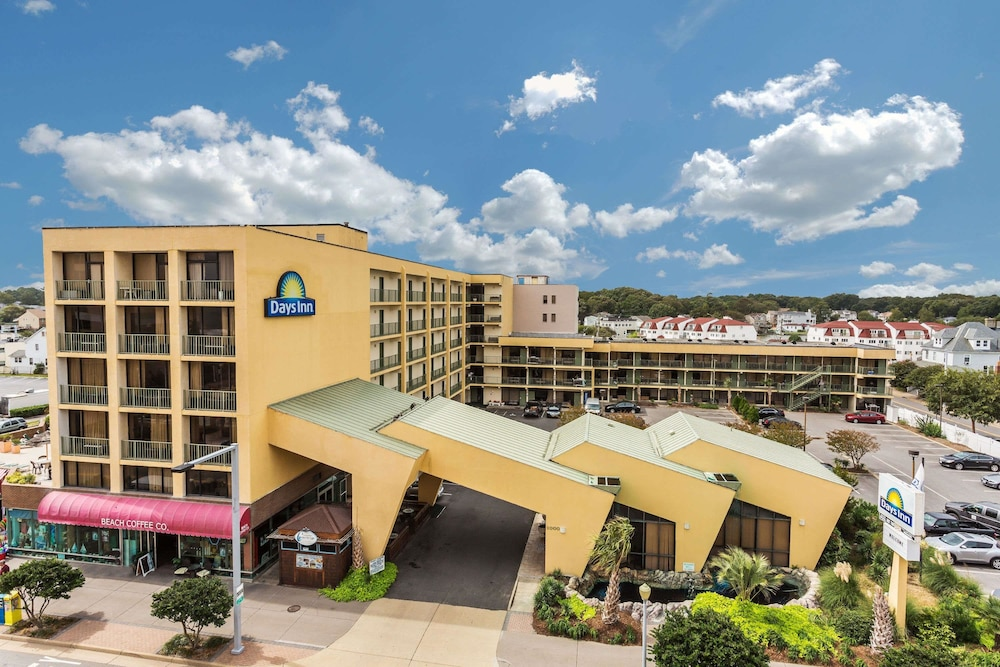 Days Inn by Wyndham Virginia Beach At The Beach