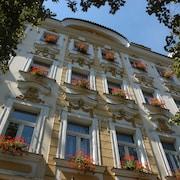 布拉格亞德里亞飯店