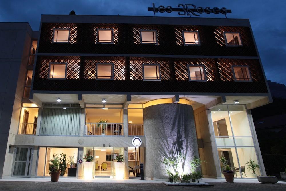 The Originals Boutique, Hôtel Les Trois Roses, Grenoble Meylan (Inter-