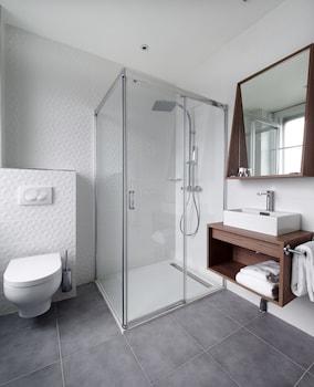 Hotel Mercure Brest Centre Les Voyageurs - Bathroom  - #0