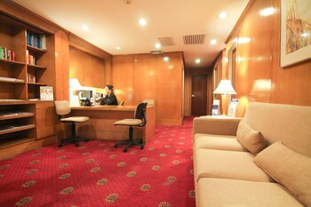 Century Park Hotel Manila Concierge Desk