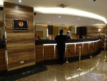 Century Park Hotel Manila Lobby