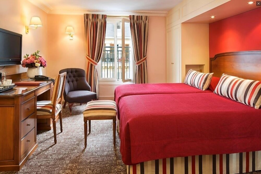 Queen Mary Hotel Paris Paris Reviews Photos Offers