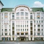 莫斯科緹維斯卡雅萬豪飯店