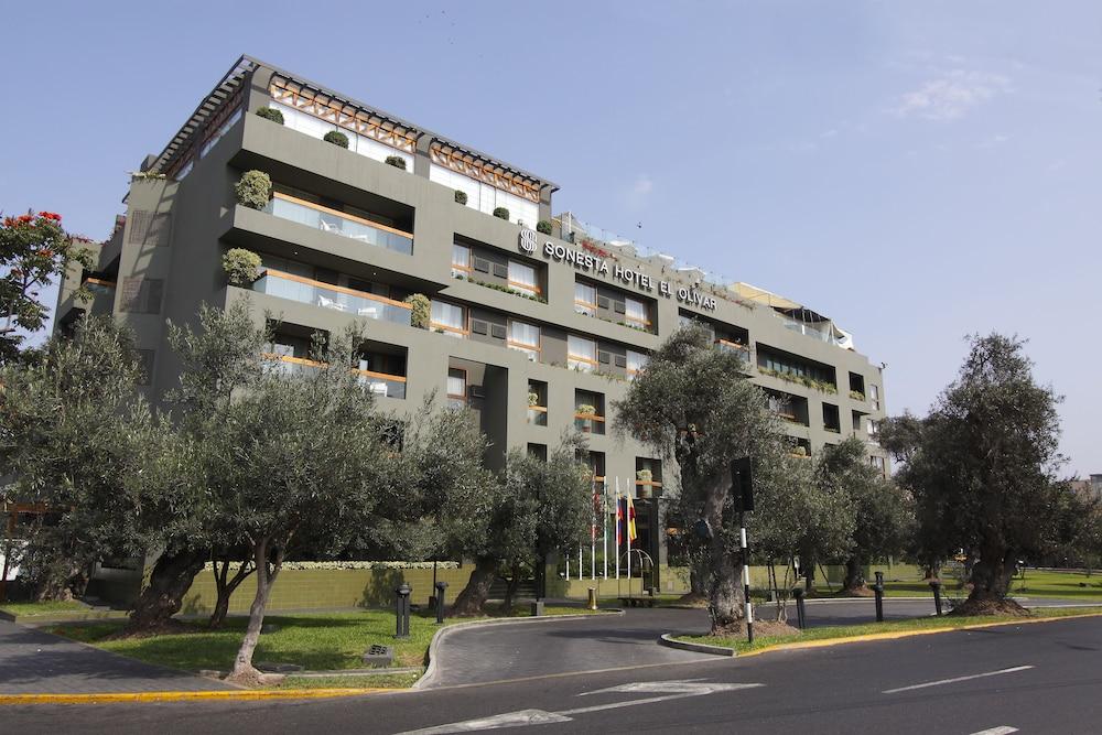 Sonesta Hotel El Olivar Lima