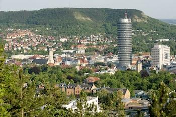 Steigenberger Esplanade Jena - Aerial View  - #0