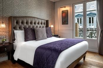 tarifs reservation hotels La Clef Louvre Paris