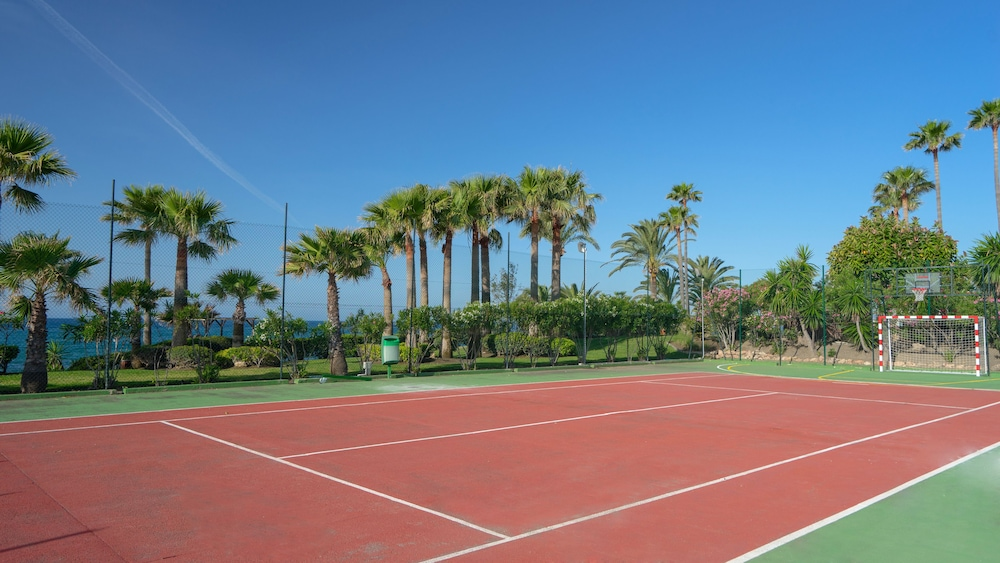 Tennis and Basketball Courts 26 of 30