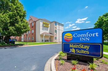 Mainstay Suites Frederick in Frederick, Maryland