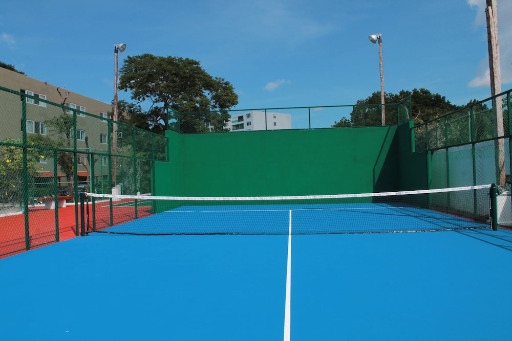 Tennis and Basketball Courts 58 of 102