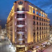 伊斯坦布爾蘇黎世飯店