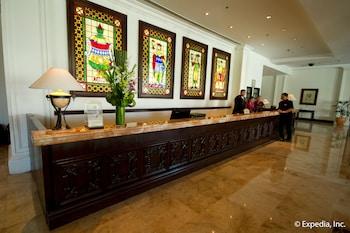 Waterfront Airport Hotel Cebu Reception