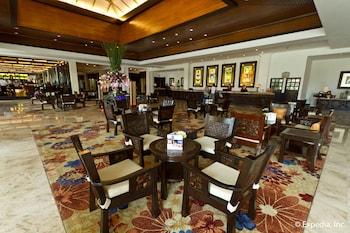 Waterfront Airport Hotel Cebu Breakfast Area