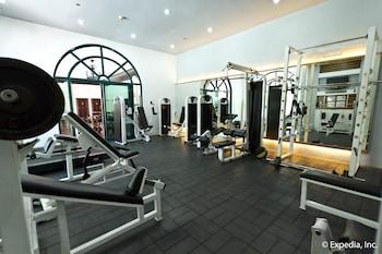 Waterfront Airport Hotel Cebu Fitness Facility