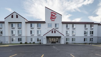 Red Roof Inn Coldwater - Exterior  - #0