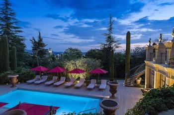 tarifs reservation hotels Villa Gallici