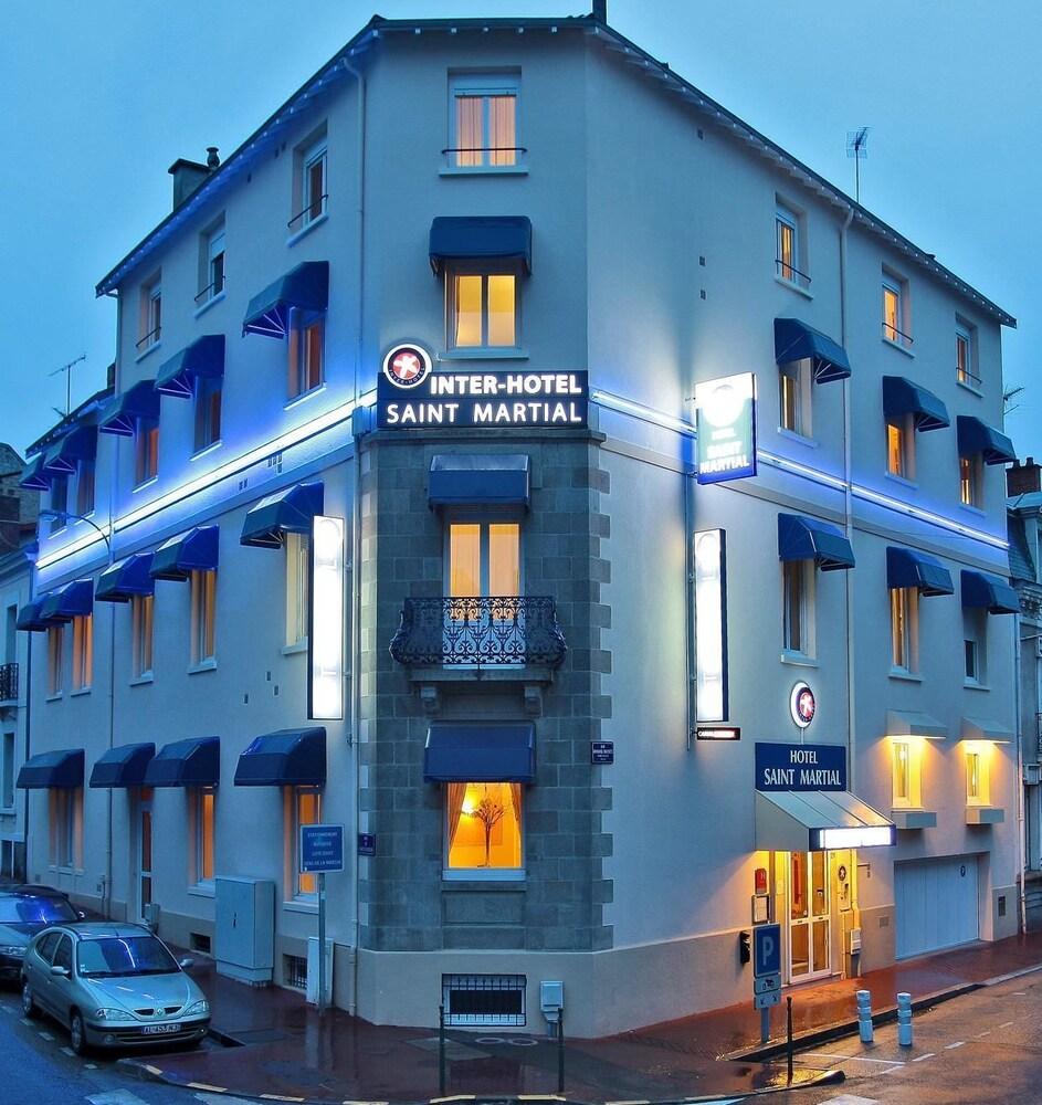 The Originals City, Hôtel le Saint-Martial, Limoges (Inter-Hotel)