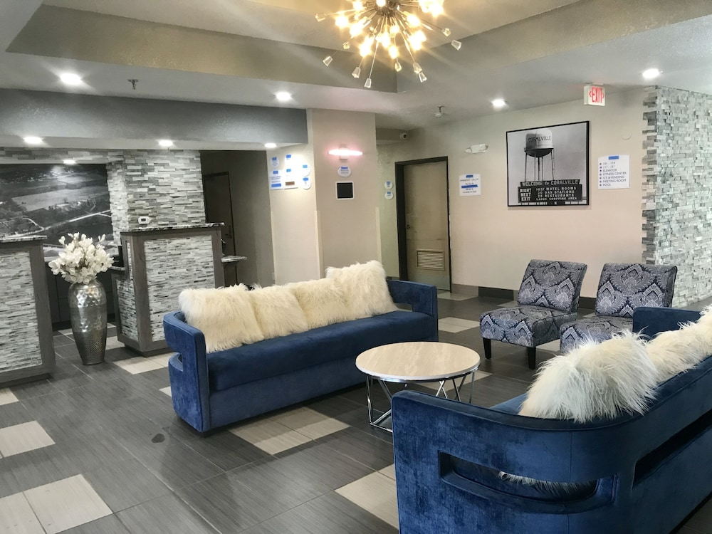 Baymon Inn & Suites Iowa City-Coralville