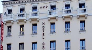 Hotel Sercotel Oriente - Hotel Front  - #0