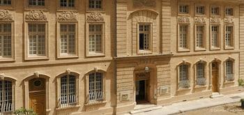 tarifs reservation hotels La Mirande