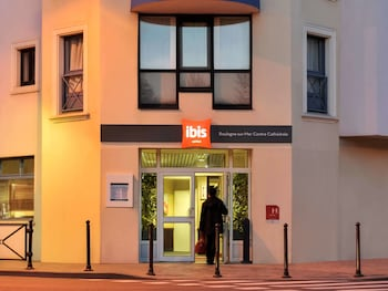 tarifs reservation hotels ibis Boulogne sur Mer Centre Cathedrale