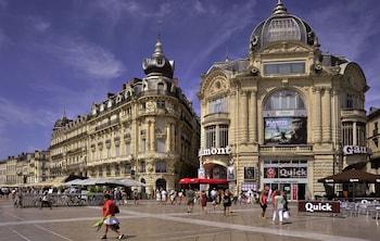 tarifs reservation hotels Mercure Montpellier Centre Comédie