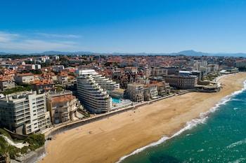 tarifs reservation hotels Sofitel Biarritz Le Miramar Thalassa Sea & Spa