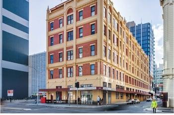 佛蘭克林中央公寓