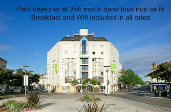 tarifs reservation hotels ibis Styles Tours Centre