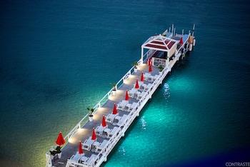 tarifs reservation hotels Garden Beach Hotel