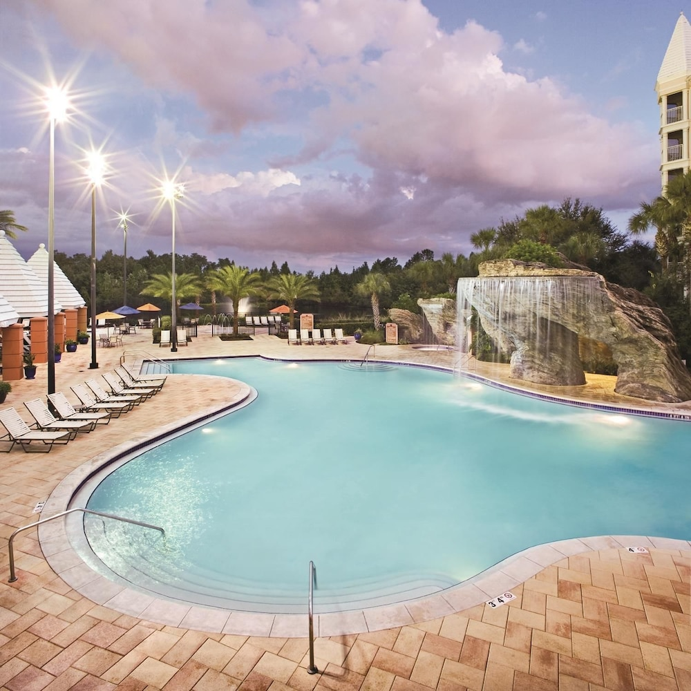 Hilton Grand Vacations at SeaWorld, Orlando 𝐇𝐃