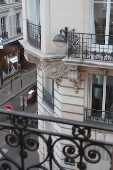 Hotel Hauteville Opera - View from Hotel  - #0