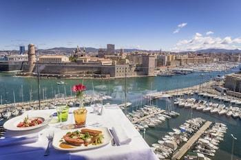 tarifs reservation hotels Sofitel Marseille Vieux Port