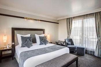 tarifs reservation hotels Hôtel Pont Royal